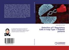 Portada del libro de Detection of T Regulatory Cells in Iraqi Type 1 Diabetic patients
