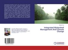 Copertina di Integrated Watershed Management And Climate Change