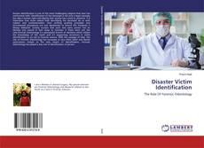 Buchcover von Disaster Victim Identification