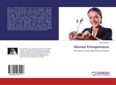 Women Entrepreneurs kitap kapağı