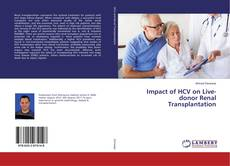 Couverture de Impact of HCV on Live-donor Renal Transplantation