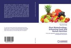 Copertina di Plant Biotechnology: Enhancing Food and Human Nutrition