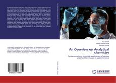Copertina di An Overview on Analytical chemistry