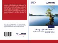 Couverture de Heavy Element Pollution