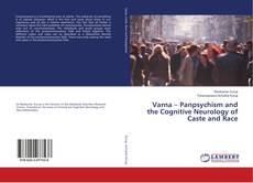 Buchcover von Varna – Panpsychism and the Cognitive Neurology of Caste and Race