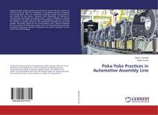 Bookcover of Poka-Yoke Practices in Automotive Assembly Line