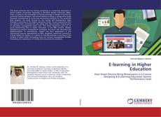 E-learning in Higher Education的封面