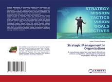 Strategic Management in Organizations kitap kapağı