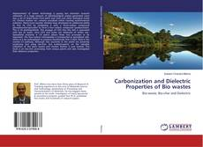 Capa do livro de Carbonization and Dielectric Properties of Bio wastes