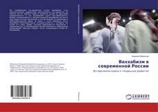 Buchcover von Ваххабизм в современной России