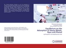 Buchcover von Equilibrium on the Adsorption of Heavy Metals, Dyes and Phenol