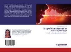 Couverture de Diagnostic Handbook of Voice Pathology