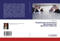 Bookcover of Подвижная точка Жуге Детонация как фазовый переход