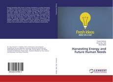 Buchcover von Harvesting Energy and Future Human Needs