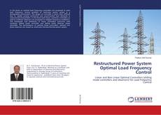 Bookcover of Restructured Power System Optimal Load Frequency Control