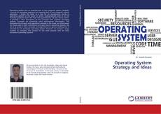Capa do livro de Operating System Strategy and Ideas