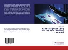 Capa do livro de Hand Recognition using Palm and Hand Geometry Features