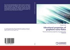 Capa do livro de Vibrational properties of graphene nano-flakes