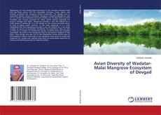 Buchcover von Avian Diversity of Wadatar-Malai Mangrove Ecosystem of Devgad