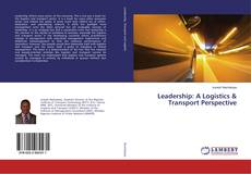 Copertina di Leadership: A Logistics & Transport Perspective