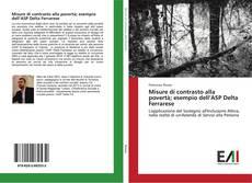 Обложка Misure di contrasto alla povertà; esempio dell'ASP Delta Ferrarese