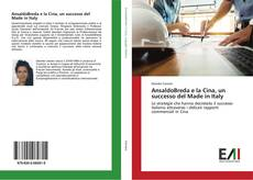 Portada del libro de AnsaldoBreda e la Cina, un successo del Made in Italy