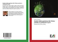 Copertina di Analisi della gestione del rifiuto umido in Contarina S.p.A.