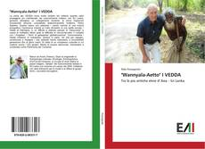 "Bookcover of ""Wannyala-Aetto"" I VEDDA"