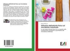 Portada del libro de Influenza dell'attività fisica sul microbiota intestinale