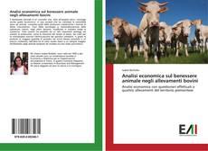 Bookcover of Analisi economica sul benessere animale negli allevamenti bovini