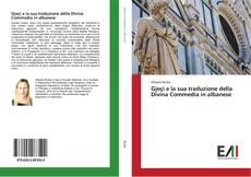 Buchcover von Gjeçi e la sua traduzione della Divina Commedia in albanese