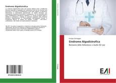Capa do livro de Sindrome Algodistrofica