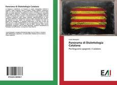Copertina di Panorama di Dialettologia Catalana