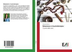 Copertina di Relazione e musicoterapia: