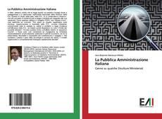 Couverture de La Pubblica Amministrazione Italiana