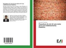 Procedure di crisi di uno stato ed il suo indebitamento Pubblico kitap kapağı