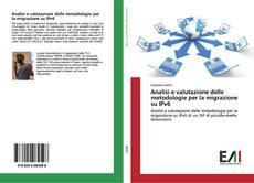 Portada del libro de Analisi e valutazione delle metodologie per la migrazione su IPv6