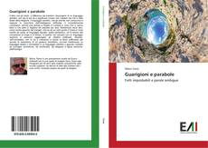 Couverture de Guarigioni e parabole