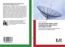Buchcover von Uso del Radar Meteo nella modellazione delle reti di drenaggio urbano