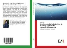 Buchcover von Monitoring, Early Detection & Warning Systems for contamination events