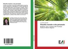 Filosofia morale e vita personale kitap kapağı