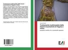 Copertina di Trattamento multimodale delle lesioni traumatiche di fegato e milza: