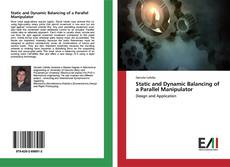 Обложка Static and Dynamic Balancing of a Parallel Manipulator