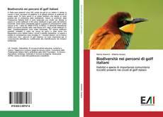 Copertina di Biodiversità nei percorsi di golf italiani