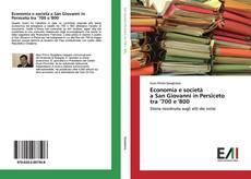 Bookcover of Economia e società a San Giovanni in Persiceto tra '700 e '800