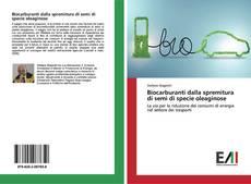 Bookcover of Biocarburanti dalla spremitura di semi di specie oleaginose