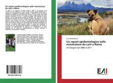 Couverture de Un report epidemiologico sulle morsicature da cani a Roma