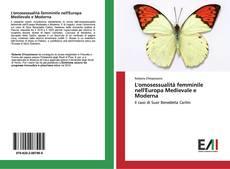 Bookcover of L'omosessualità femminile nell'Europa Medievale e Moderna