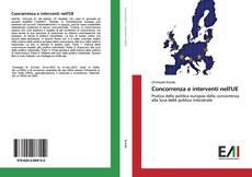 Bookcover of Concorrenza e interventi nell'UE