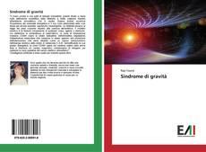 Buchcover von Sindrome di gravità